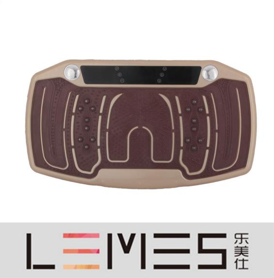 LEMES-024 Home Exercise Machine Gym Vibration Plate for Losing Weight