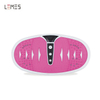 LEMES-S017 New Music And Magnetotherapy Crazy Fit Massage Vibration Plate Home Exercise Machine
