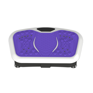 LEMES-035 Home Use Crazy Fit Mini Size Massage Machine Whole Body Workout Vibration Plate